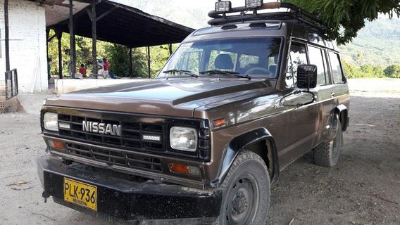 Nissan Patrol Samuray Vagon Americ