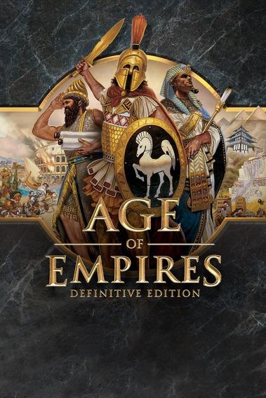 Age Of Empires Definitive Edition Pc - Dvd Frete Gratis
