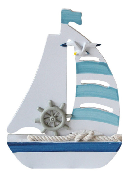 Barco Náutico Barco Vela Juguete Para Niños Regalo De