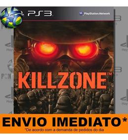 Jogo Ps3 Killzone Psn Play 3 Mídia Digital