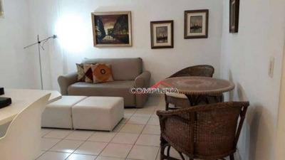 Flat Com 1 Dormitório Para Alugar, 60 M² Por R$ 2.300/mês - Flamengo - Rio De Janeiro/rj - Fl0055
