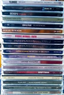 Cds Varios Artistas Rock & Pop (inglés, Español Y Francés)