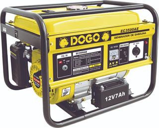 Grupo Electrogeno Ec3500 Dogo Generador Electrico Nafta
