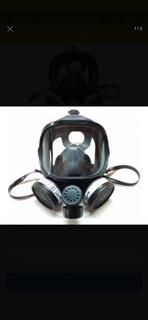Mascara De Respiracion