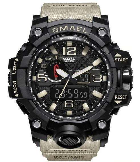 Relógio Masculino Smael Ana-digi Prova D