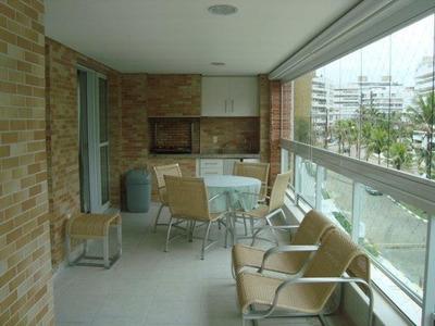 Apartamento Em Riviera De São Lourenço, Bertioga/sp De 104m² 3 Quartos À Venda Por R$ 1.300.000,00para Locação R$ 1.400,00/dia - Ap241072lr