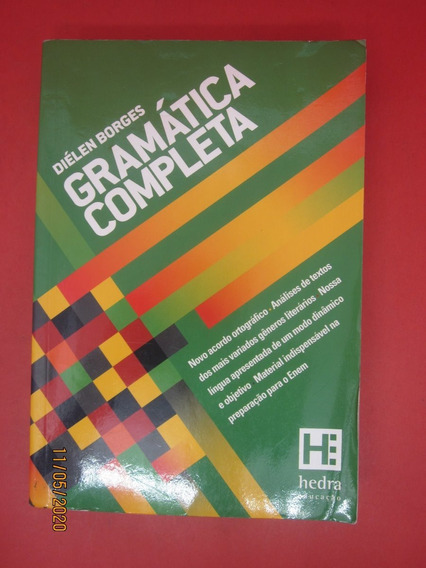 Livro Gramática Completa