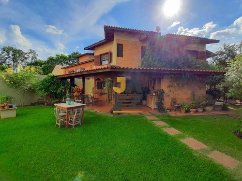 Casa Com 5 Dormitórios À Venda, 349 M² Por R$ 1.100.000,00 - Barão Geraldo - Campinas/sp - Ca2335