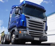 Linha Scania 2017