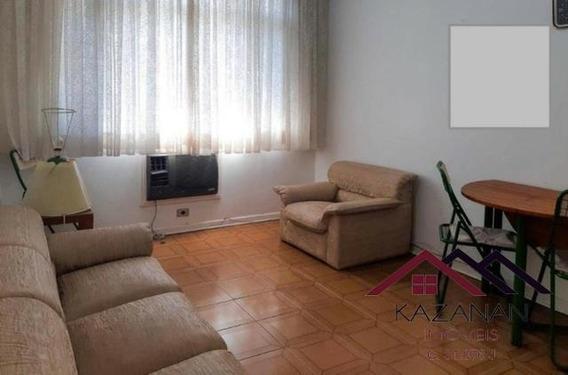 Apartamento - 2 Dorm - Temporada -pitangueiras- Guarujá - 3672