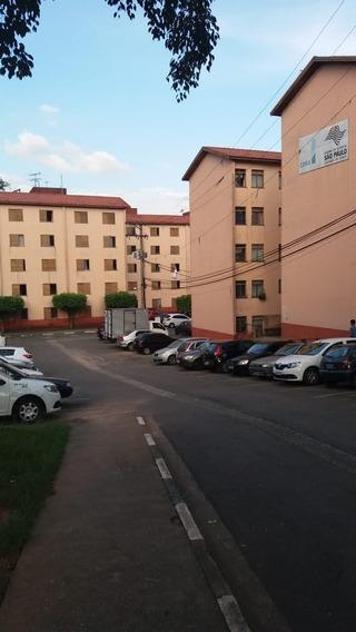 Lindo Apto De 2 Dormitórios Cdhu Jd Dom Jose ! R$120,000.00 - V0120