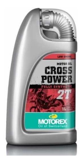 Motorex Cross Power 2t 100% Sintético Ktm