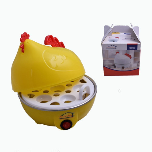 Cocinador De Huevos Eléctrico Ja15003 -surtido