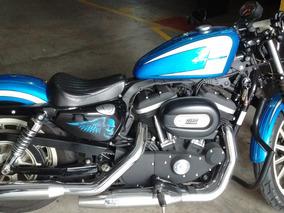 Iron 883 Boober Customizada 4.500 Km-projeto Mister Lui