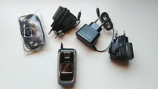 Celular Nokia 6101 - Op.claro Funcionando - Carcaça Quebrada