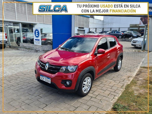 Renault Kwid Intense 2019 Rojo 5 Puertas