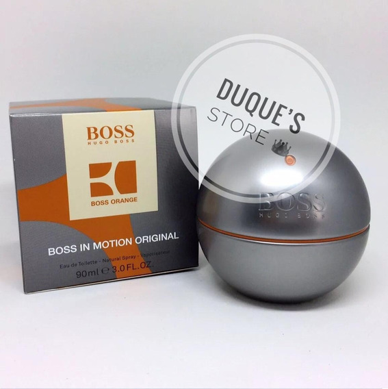Perfume Masculino Boos In Motion Eau De Toilette 90ml