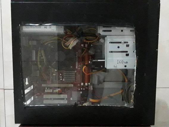 Computador Pentium 4 3.0ghz 2 Gb De Ram 160 Gb Hd Com Win8.1