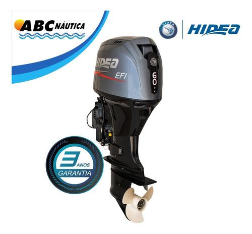 Motor De Popa 60hp 4t Hidea