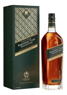 Whisky Johnnie Walker Explorers The Gold Route Escoces