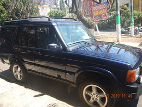 Land Rover Discovery V8 Piel 7 Asientos Qc At