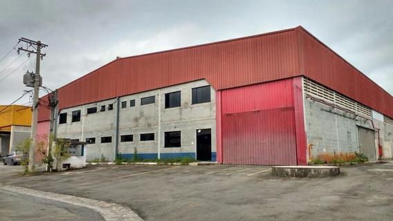 Galpão Industrial Para Locação, Jardim Cláudio, Cotia. - Ga0116