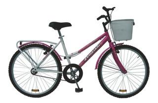 Bicicleta Dama Tomaselli Lady Rodado 24