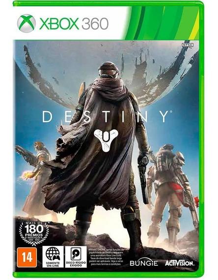 Game Xbox 360 Destiny - Original - Novo - Lacrado