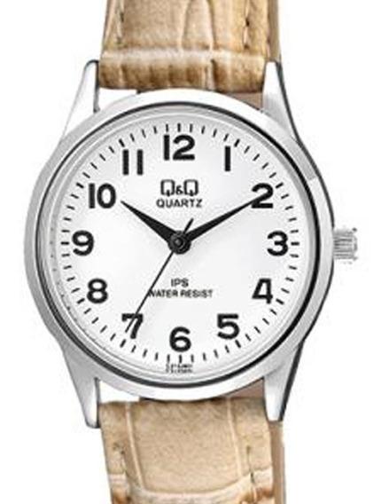 Relógio Q&q By Japan Feminino C215j801y C/ Garantia E Nf