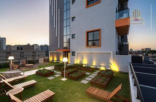 Imagem 1 de 12 de Vendo Apartamento Garden No Cine Teatro Presidente - Gd0021