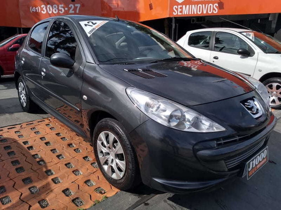 Peugeot 207 Hatch Xr 1.4 8v Flex 4p 2012