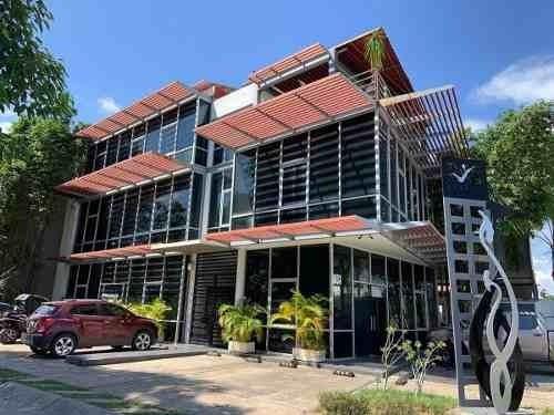 Edificio Corporativo De 3 Niveles En Col. Fluvial Vallarta