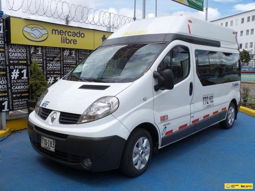 Microbus Renault Trafic