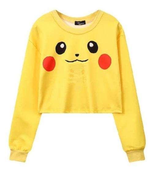 Buzo Pikachu Corto
