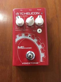 Pedal De Voz Tc-helicon Mic Mechanic