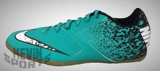 Chuteira Original Nike Bombax Futsal 826485-007 826485-310