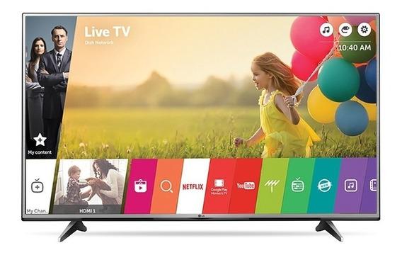 Televisor Lg Smart 65 Pulgadas 4k Uhd Hdr Modelo: 65uh6150