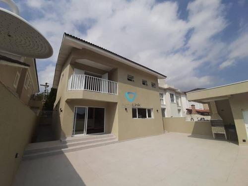 Imagem 1 de 29 de Casa Com 4 Dormitórios À Venda, 297 M² Por R$ 2.100.000,00 - Alphaville - Santana De Parnaíba/sp - Ca1450