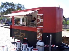 Food-truck (trailer) - Venda Ou Troca - Ótima Oportunidade