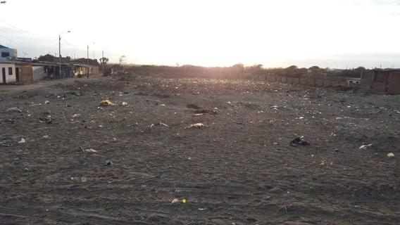 Terreno Grande Buena Ubicación Entrada A Trujillo-puerto