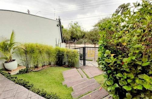 Casa Com 3 Dormitórios À Venda, 280 M² Por R$ 1.200.000,00 - Parque Novo Mundo - Americana/sp - Ca0962