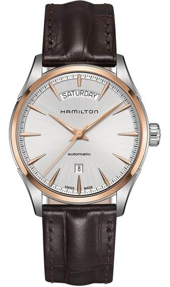 Reloj Hamilton Jazzmaster Auto H42525551 Ghiberti