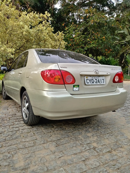 Toyota Corolla Se-g Completo 2003