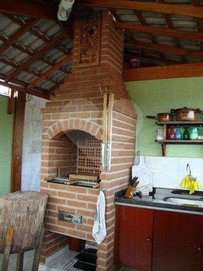 Casa Térrea Com Espaço Gourmet - 170-im318833