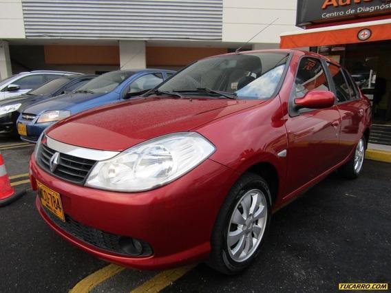 Renault Symbol Ii Deluxe 1.6 Mt