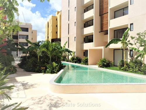 Departamento En Venta De 2 Recámaras, Arbolada By Cumbres, Avenida Huayacán, Cancún. Negociable