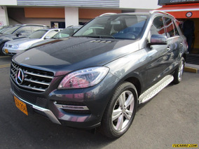 Mercedes Benz Clase Ml 350 Ml350 4matic