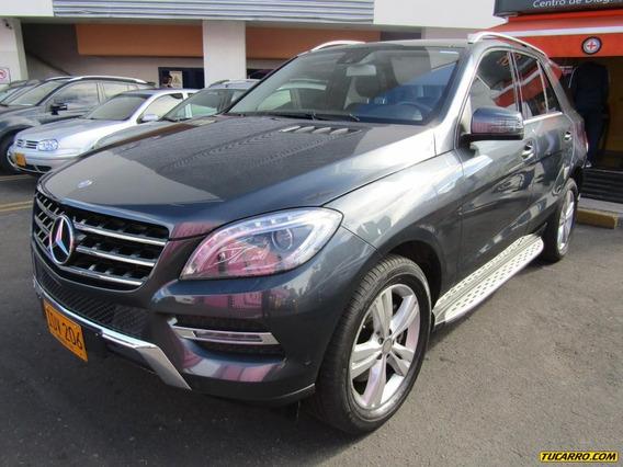 Mercedes Benz Clase Ml 350 Ml350 4matic