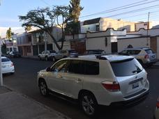 Toyota Highlander 3.5 Limited Mt