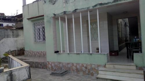 Casa 4 Qtos, 1 Ste. Vga, À Venda - Fonseca - Niterói/rj - Ca1049